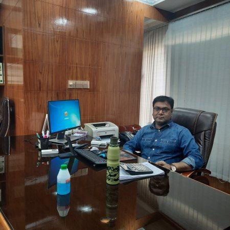 M. M. Ali Akbar- CEO & OWNER