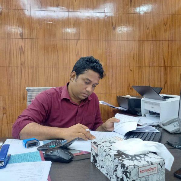Md. Masud Rana- Merchandising Manager